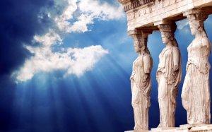 acropolis kariatides