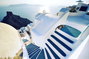 Greece Beautiful Santorini