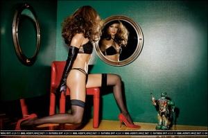 Jennifer Lopez W-Magazine 2