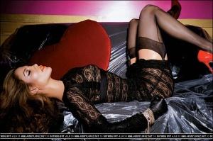 Jennifer Lopez W-Magazine