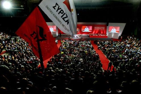 The Critical Mass: (ii) Syriza – A Step in the Left Direction