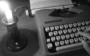typewriter gr