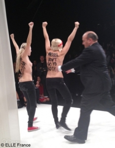 femen paris moda show 27 09 2013 5