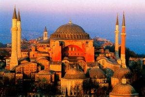 agia sophia konstantinoupolis Roman Empire