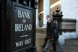 irlandia bank