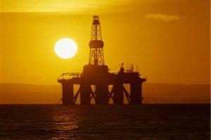 Oil Platform kitrino