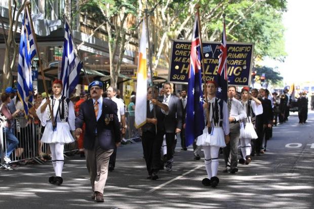 2010 anzac parade march... 227