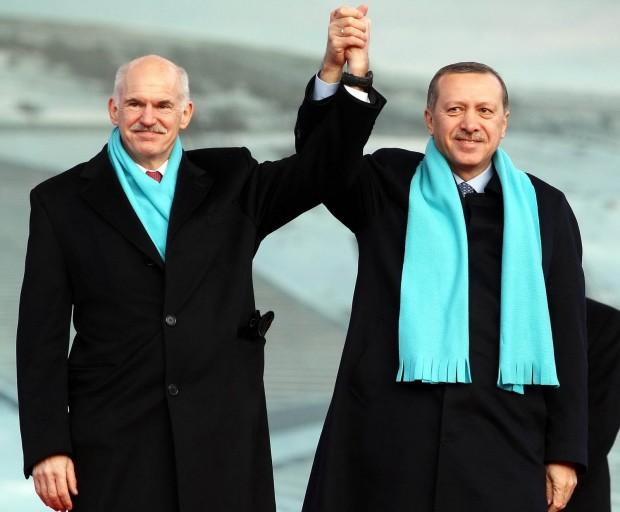 Papandreou - Erdogan (Erzurum)