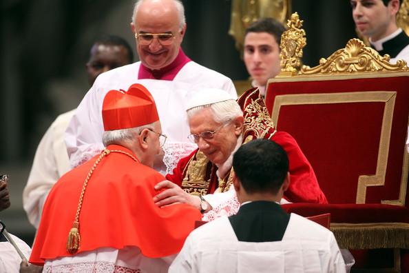 Fernando+Filoni+Pope+Benedict+XVI+Holds+Concistory+sg9rgEoOcYRl