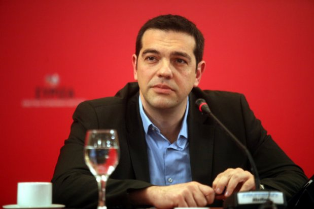 tsipras alexis syriza greece left 1