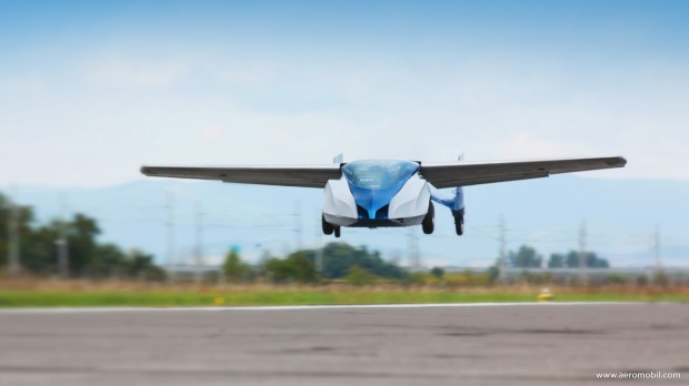 AeroMobil 3.0 2