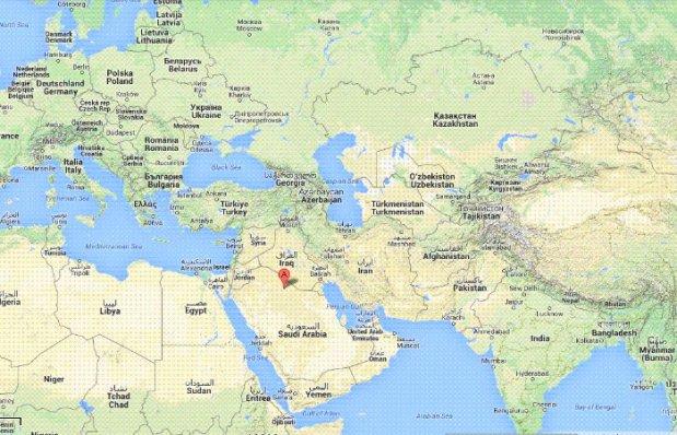 Αλλάζει ο χάρτης της Μέσης Ανατολής !!