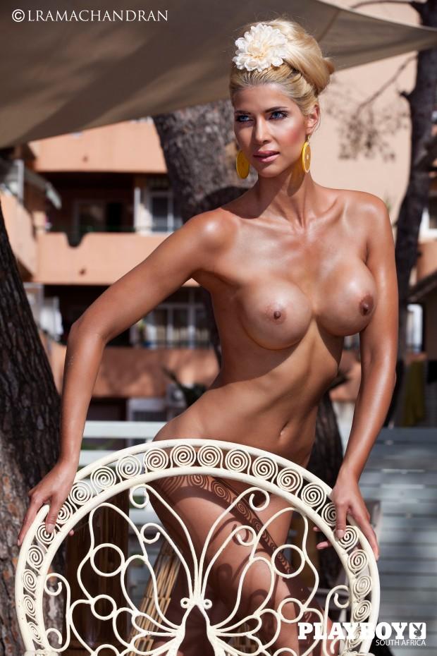 Micaela Schaefer playboy south africa 4
